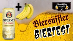 Biertest - Spezial:  Leckeres Bananen Weizen