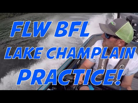Lake Champlain Bass Fishing FLW BFL out of Ticonderoga, NY!