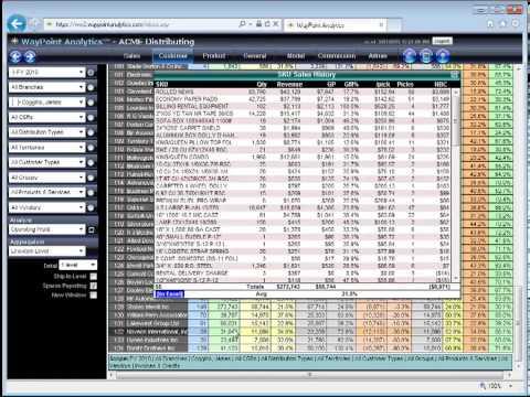 Using Profit Analytics to Set Price and Correct Margin Errors