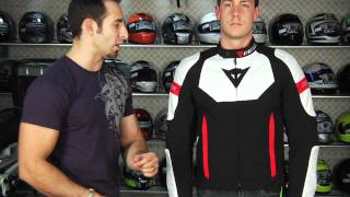 Dainese Avro Textile Jacket Review at RevZilla.com