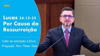 Culto Matutino - 04.04.2021