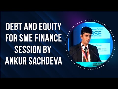 Debt and Equity for SME Finance