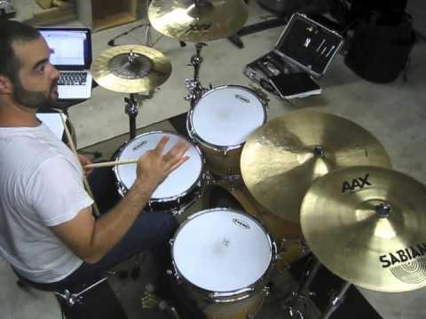 Easy Drum Play Along - Tom Petty - Cabin Down Below