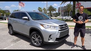 Is NOW the time to BUY a 2019 Toyota Highlander or WAIT for the 2020?