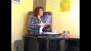 Урок по вокалу. Класс Пановой С.Г.  1 курс