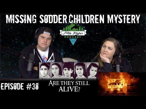 Mysterious Case Of The Missing Sodder Children - Podcast #38