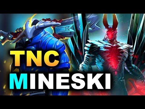 MINESKI vs TNC - SEA FINAL - MDL Macau 2017 DOTA 2