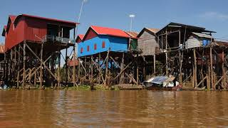 Stilt Houses Village
