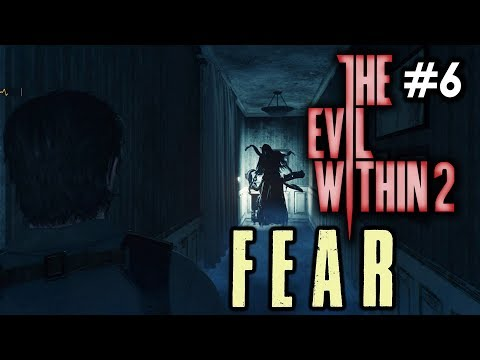 FEAR [#6] The Evil Within 2 with HybridPanda
