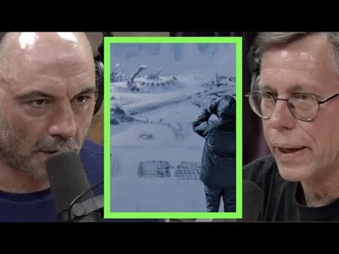 Bob Lazar Says UFO was an Archaeological Finding | Joe Rogan