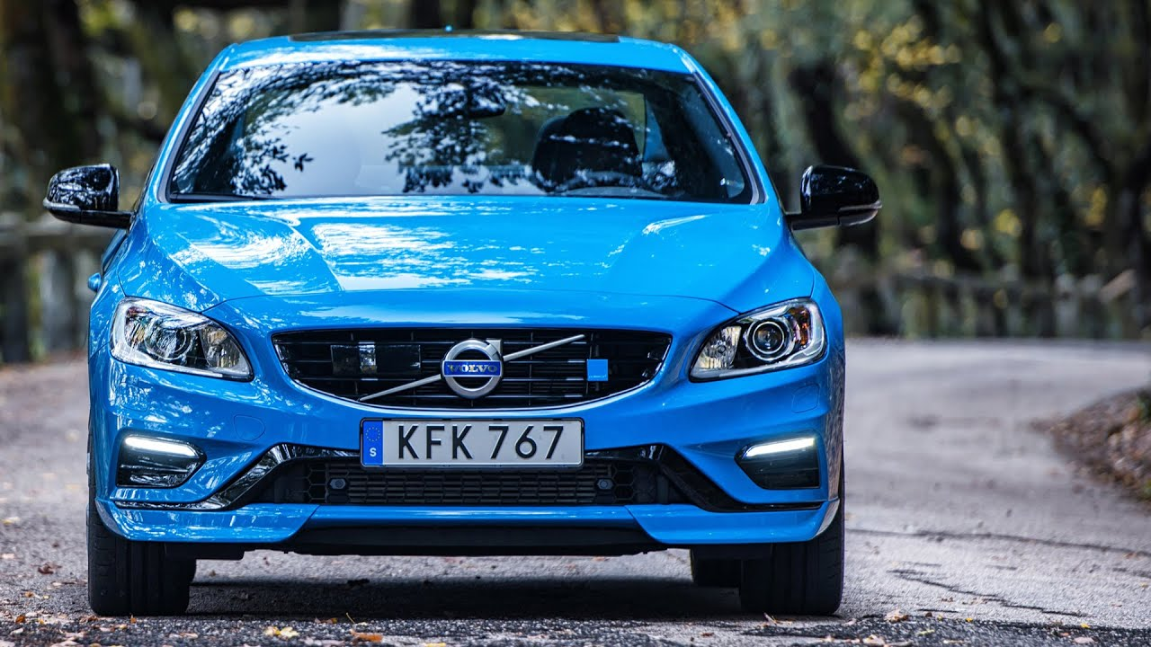 volvo s60 and v60 polestar 2017 official trailer youcar youtube. Black Bedroom Furniture Sets. Home Design Ideas