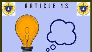 St Mary's UNCRC Article 13