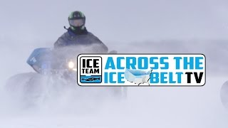 Across the Ice Belt TV - Episode 2 - LOTW Hawg Walleye Hunt