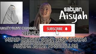 Aisyah istri rosulullah (cover )
