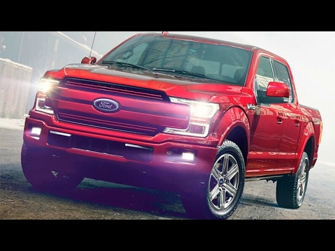 2018 Ford F-150 Facelift | All-New 2018 Ford F-150 Refreshed
