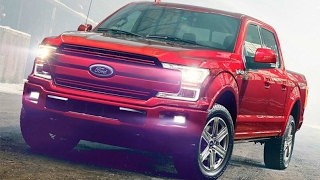 2018 Ford F-150 Facelift   All-New 2018 Ford F-150 Refreshed
