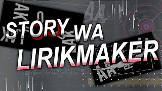 STORY WA TERBARU - LIRIKMAKER RAY TV