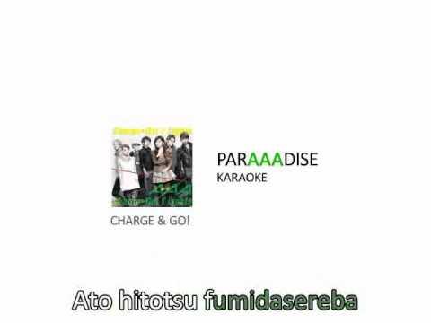 Charge & Go! English Karaoke