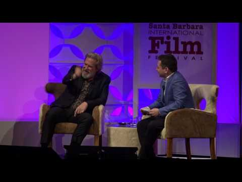 SBIFF 2017 - Jeff Bridges Discusses