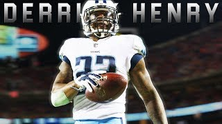 Derrick Henry Tennessee Highlights - quotYes Indeedquot