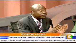 Opinion Court Security in North Rift Region