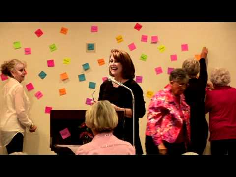 Mary Anne Dorward - The Joy Ambassador For Cancer