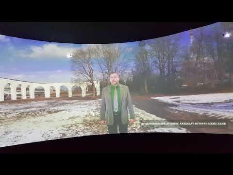 Фильм о Великом Новгороде