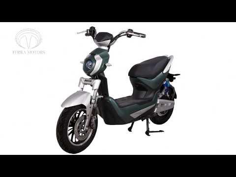 Xe máy điện terra motors D750