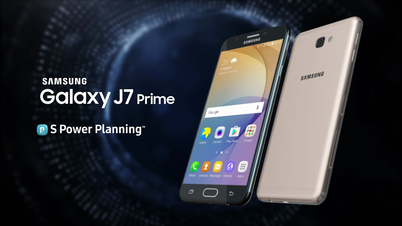 S Power Planning Mode - Galaxy J7 Prime