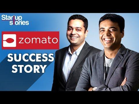 Zomato Success Story | Inspiring Story of Deepinder Goyal and Pankaj Chaddah | Startup Stories India