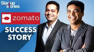Zomato Success Story | Inspiring Story of Deepinder Goyal and Pankaj Chaddah | Startup Stories India