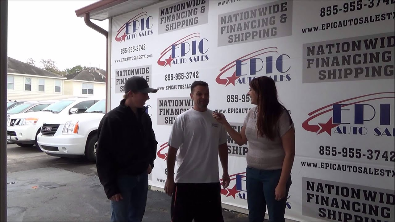 EPIC AUTO SALES REVIEWS MR BOURG PURCHASED A 2012 DODGE