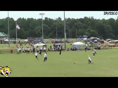 Andrae Robinson 7on7 Highlights | Alcovy High School