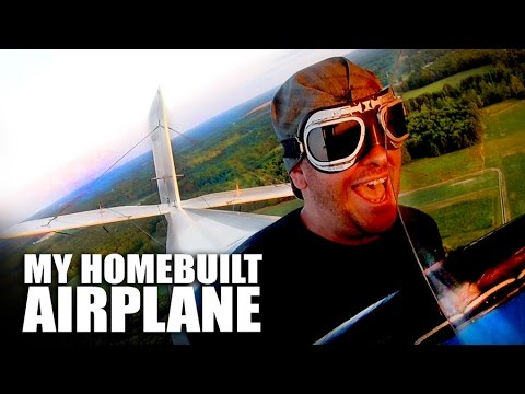 My Homebuilt Airplane | Pilot n' Plane