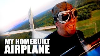 My Homebuilt Airplane | Pilot n