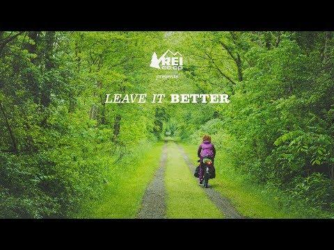 Leave It Better - 4,700 miles By Bike