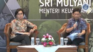 Studium Generale KU-4078 : Sri Mulyani Indrawati, SE. M.Sc,. Ph.D. - Menteri Keuangan RI
