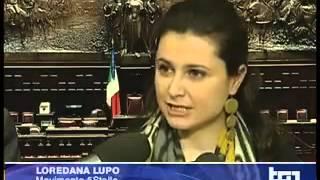 "Loredana Lupo (M5S): Tg1 ""Renzi vende le pentole senza i coperchi"""