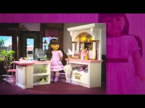 American Girl Doll Samantha's Beforever Collection A Must See!!