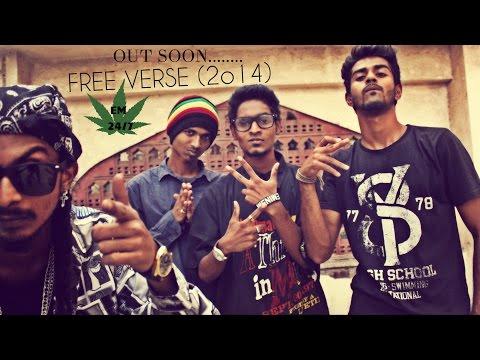 FREE VERSE 2o14-EM 24/7 & DOPEADELICZ