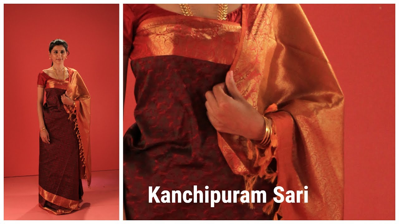 Kanchipuram Saree How To Wear In Coorg Style Indian Sari