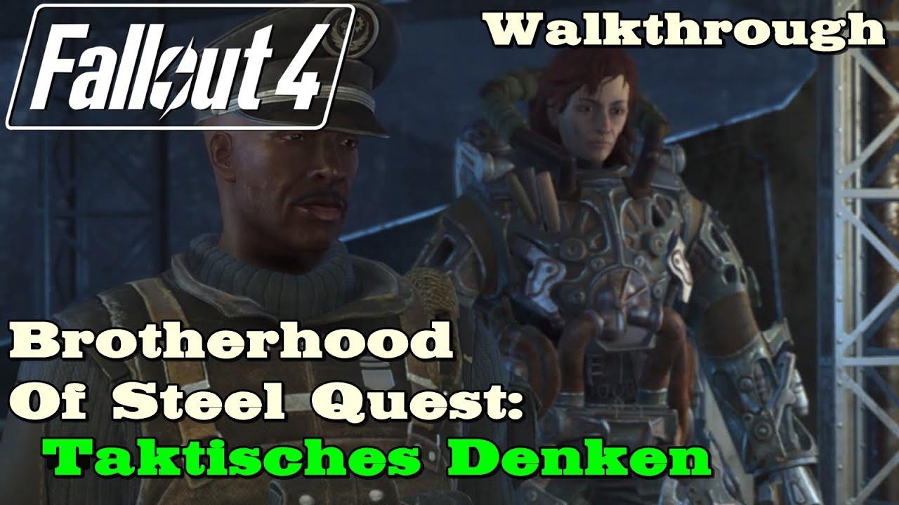 Fallout 4 Hauptquest