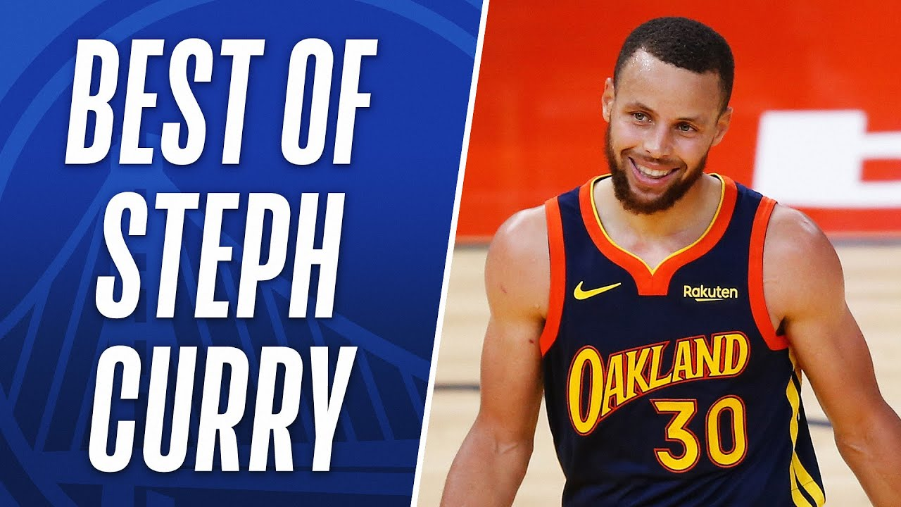 Download Steph Curry's BEST PLAYS Of The 2020-21 Regular Season 🔥