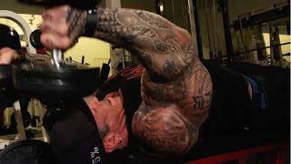 BEST SUPERSET FOR BLOWIN UP THE TRICEPS - MY 2 CENTS - Rich Piana