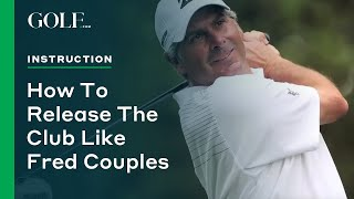 How to Release the Club Like Fred Couples