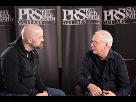 Fanatic Guitars entrevista a Paul Reed Smith (PRS)