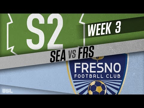 Seattle Sounders FC 2 vs Fresno FC: March 28, 2018