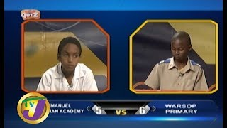 TVJ Quest for Quiz: Emmanuel Christian Academy vs Warsap Primary - August 5 2019