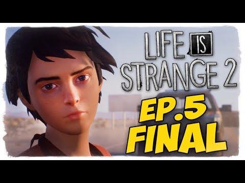 НЕВЕРОЯТНЫЙ ФИНАЛ ВСЕЙ ИГРЫ ● Life is Strange 2 (Episode 5) #12
