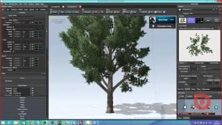 Уроки 3ds MAX. Создание дерева. Основы работы в speedTrees.